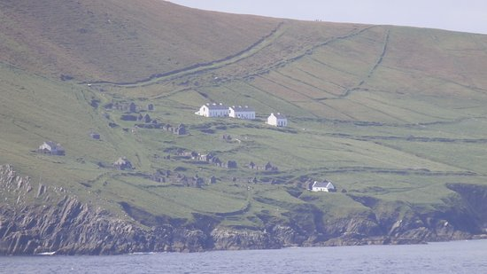 Dunquin, Irlanda: Blasket Island from the Center