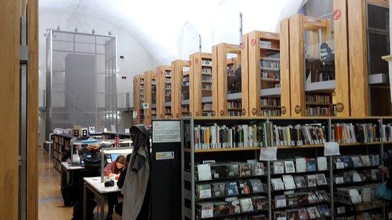 Biblioteca Civica Antonio Delfini