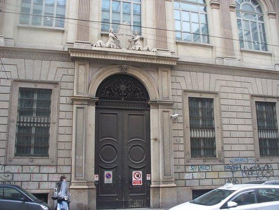 Palazzo dell' Ufficio Elettorale