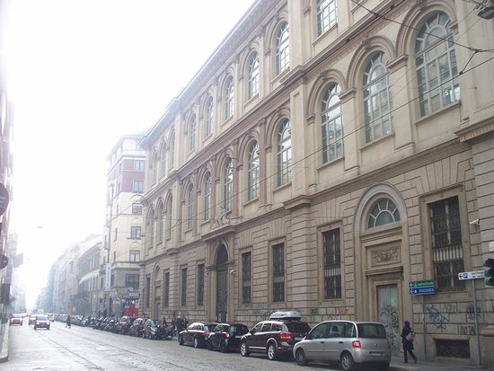 Palazzo dell 39 ufficio elettorale milano italien - Corso di porta romana 16 milano ...