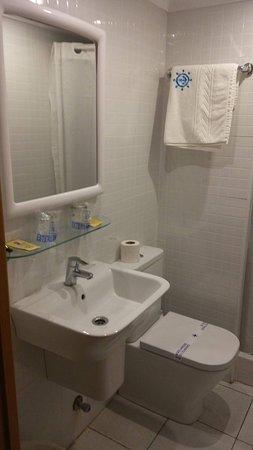 Hotel Maritimo: Habitaciones