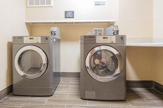 Havelock, North Carolina: Guest Laundry