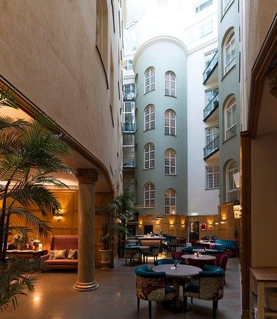 ベストウエスタン プレミア ホテル クング ガール