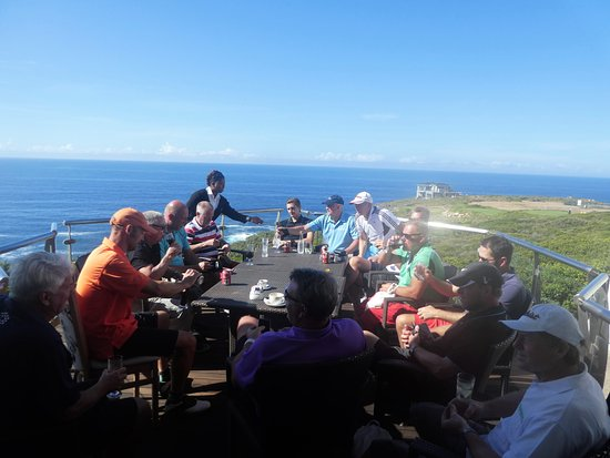 Mossel Bay, South Africa: Before Round