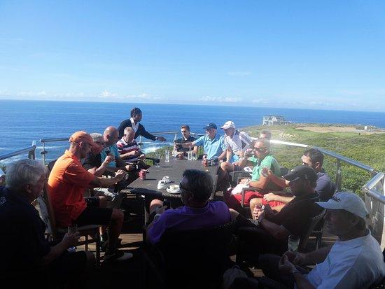 Mossel Bay, Südafrika: Before Round