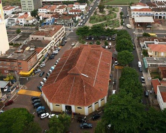 Mercado Municipal de Uberaba