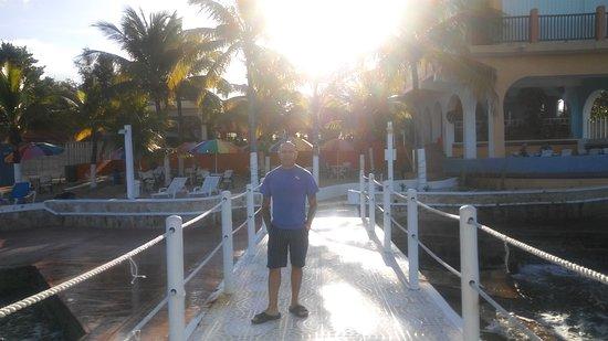 Hotel Cozumel and Resort: 20161129_085055_large.jpg