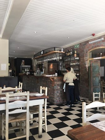 Lime Tree Cafe, Cape Town