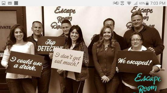 Canton, OH: We escaped!