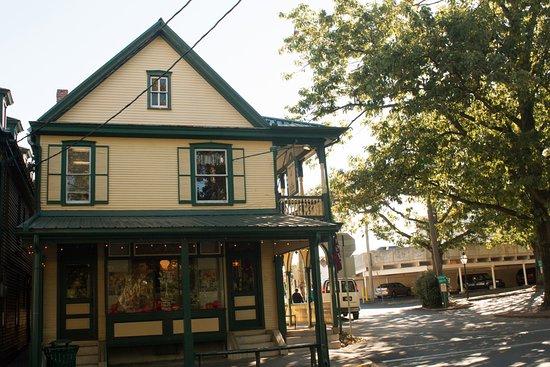 Lititz, Πενσυλβάνια: Broad Street view