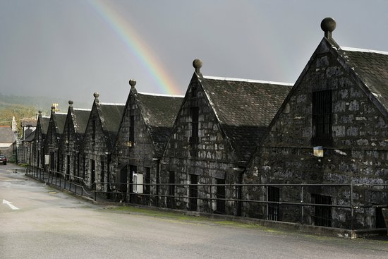 Brora, UK: Old Brora part of Clynelish Distillery 