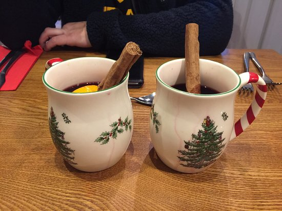 Mold, UK: Mulled Wine