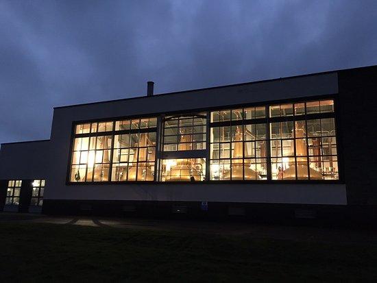 Brora, UK: Clynelish Still House
