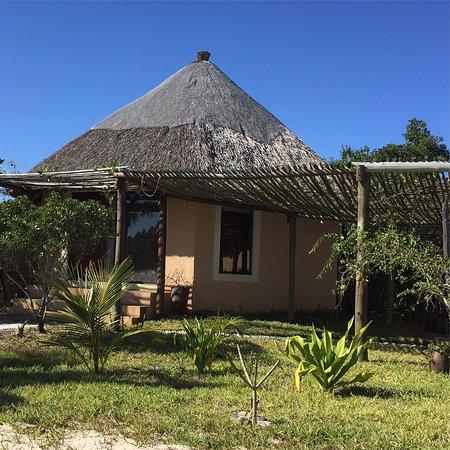 Inharrime, Mozambique: Casitas