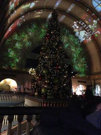 st louis union station hotel curio collection by hilton christmas