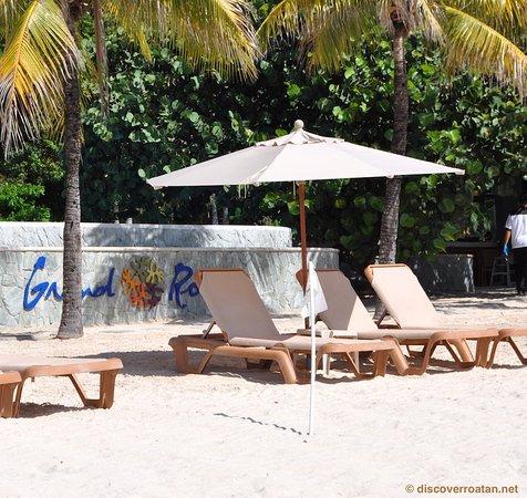 Coxen Hole, Honduras: Grand Roatan Resort, West Bay, Roatan