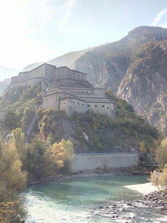 Bard, Italy: Veduta della rocca