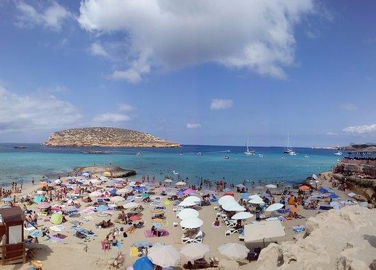 Beach - Picture of Cala Comte, Ibiza Town - TripAdvisor