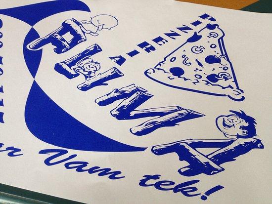 Central Croatia, Croatia: Pizzeria Plima