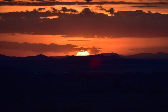 Amboseli National Park, Kenia: Amazing Sunsets
