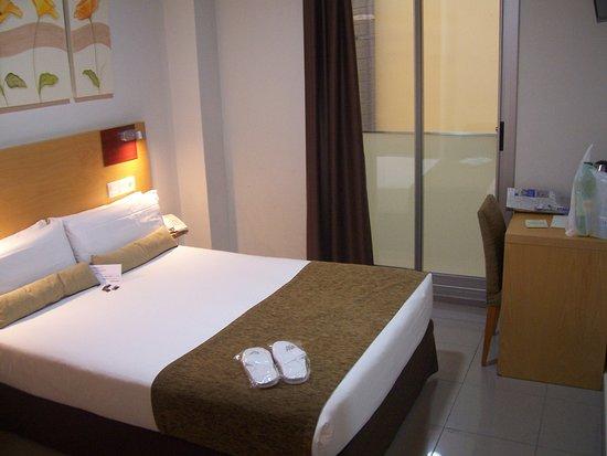 Gran Ducat Hotel: interno camera