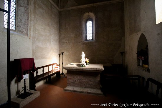 Chiusdino, Italy: Eremo di Montesiepi