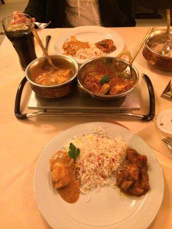 Sehr gut um indisch essen zu gehen