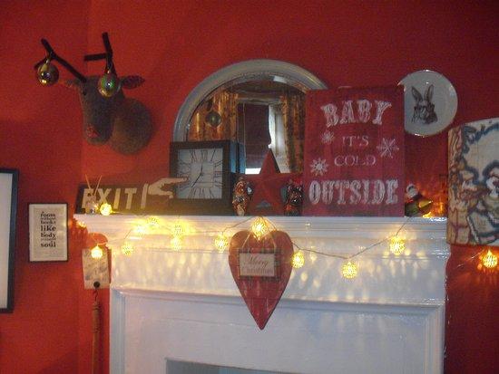 Dolgellau, UK: Christmas time at Tan y Gader
