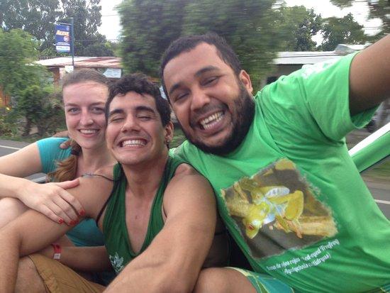 Masaya, Nicaragua: BELLEZA ENTRE LAS NUVES. VOLCAN MOMBACHO.