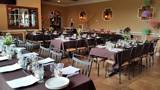 Howell, NJ: Perfect dinning room for your next event!