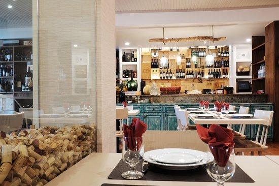 Alcanena, Portugal: Restaurante Cabaças . Cozinha Tradicional Portuguesa