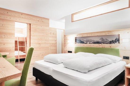 Kristiania Small Dolomites Hotel: camera Seceda