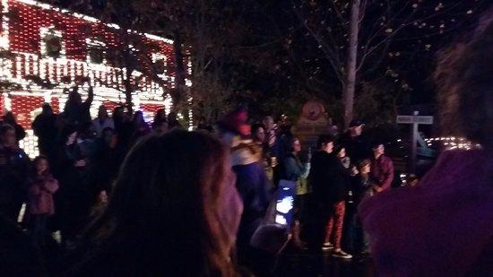 Branson, Missouri: Christmas parade