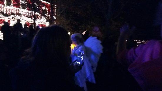 Branson, MO: christmas parade