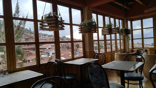Hotel Arqueologo Exclusive Selection: View from the breakfast restaurant