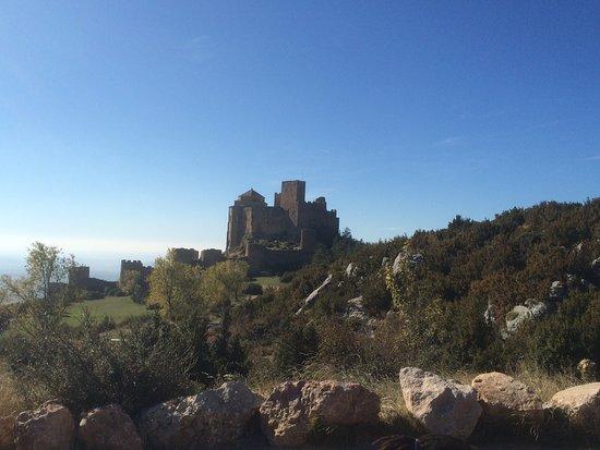 Aragón, Espanha: Vista desde el centro de interpretación