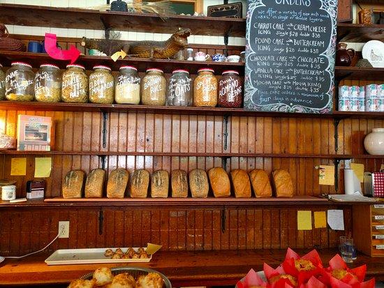 LaHave, Canadá: Bread