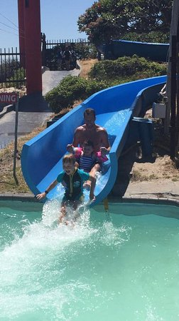 Muizenberg Water Slides