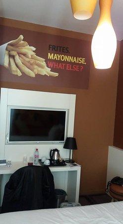 chambre a theme belgique photo de dream mons tripadvisor. Black Bedroom Furniture Sets. Home Design Ideas