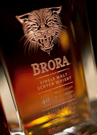 Brora, UK: Brora 40yr old
