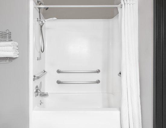 Bedford, TX: Shower