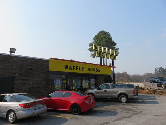 Exterior - Waffle House in Lenoir City TN