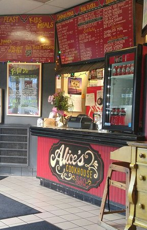 Oakhurst, CA: Alice's Cookhouse