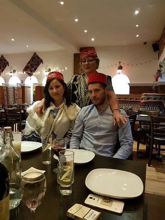 melis turkish restaurant melis restaurant traditional costume