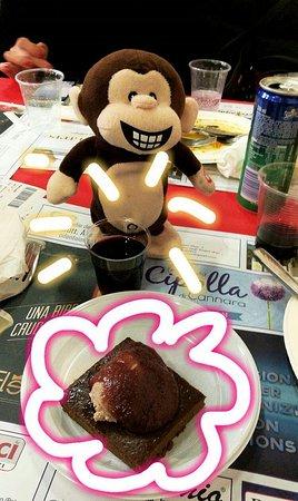Cannara, Italy: Imperdibile per tutti gli amanti della cipolla in tutte le salse, dall'antipasto al dolce:pizza,