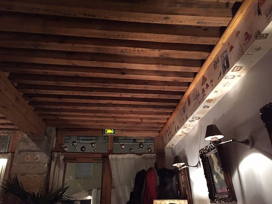 plafond à la française - Photo de Balthaz\'art, Lyon - TripAdvisor
