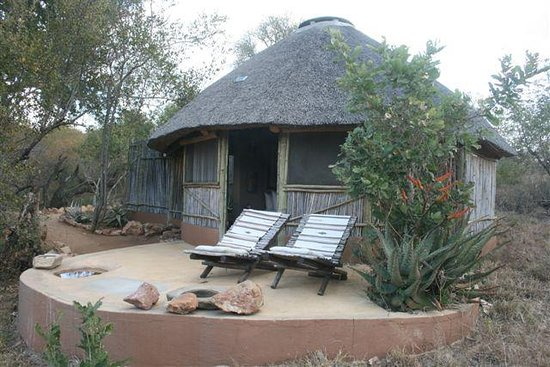 Timbavati Private Nature Reserve, Güney Afrika: Umlani Bush camp