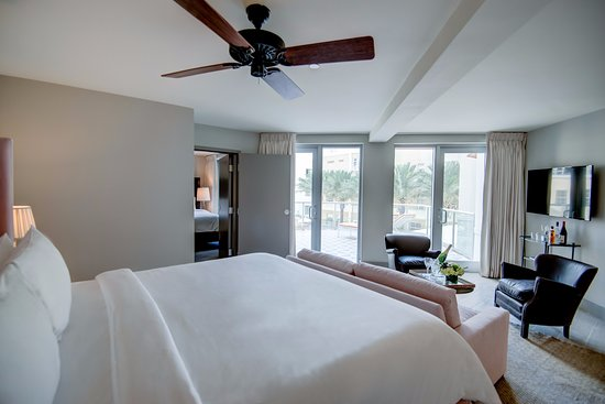 Two Bedroom Terrace Suite - Picture of The Plymouth South Beach ...