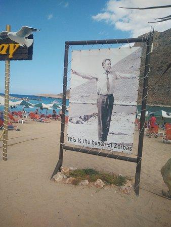 Крит, Греция: Plaża Greka Zorby