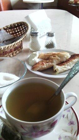 Mineralnye Vody, Russia: завтрак